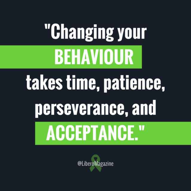 behavioural change