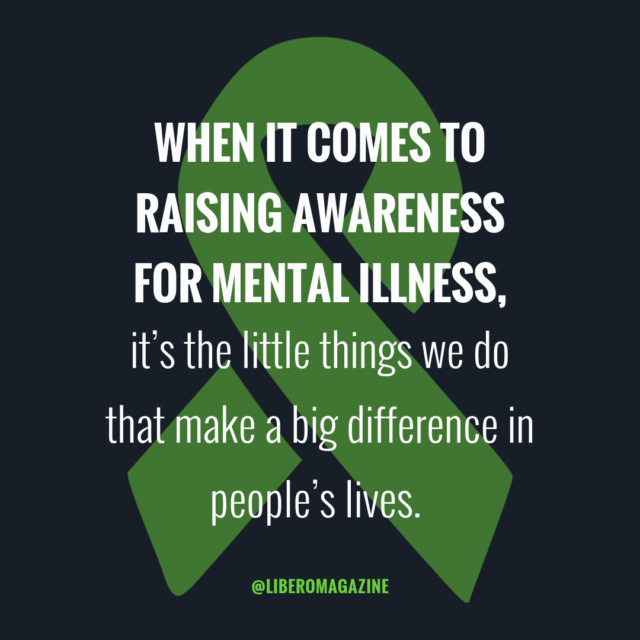 mental illness awareness