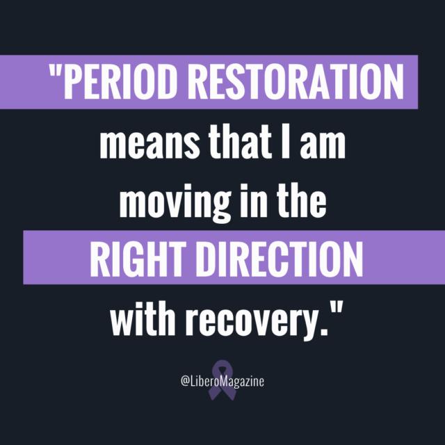 period restoration