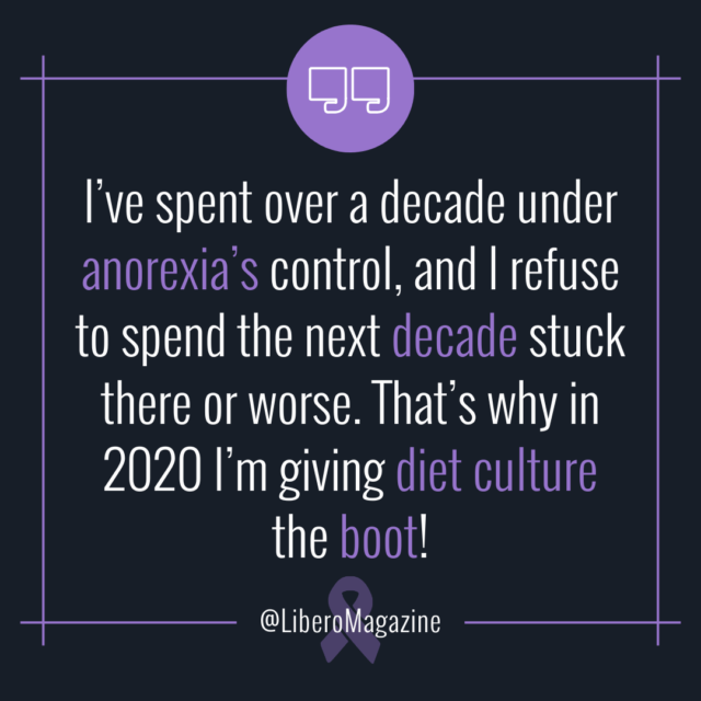 ditching diet culture quote