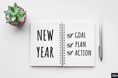 new year's resolution a new approach