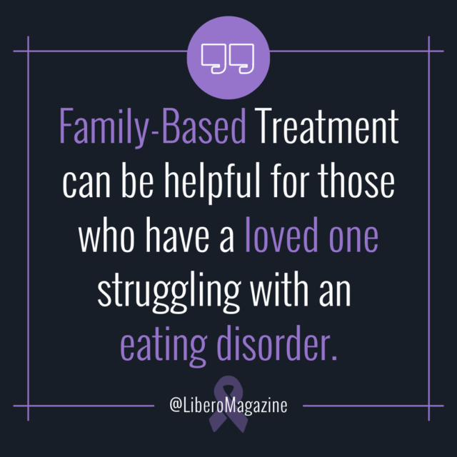 family-based treatment