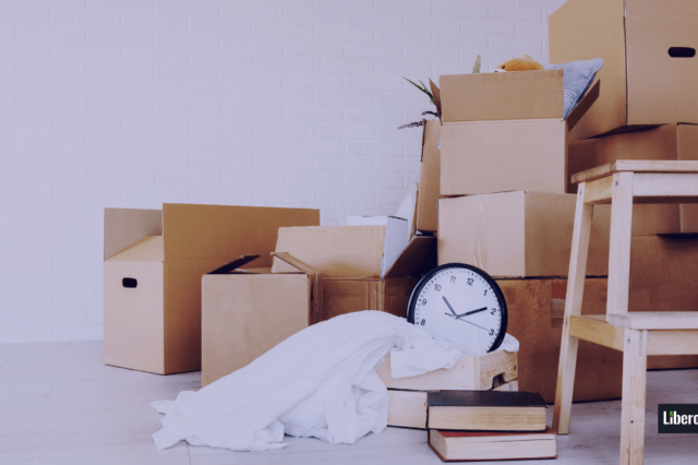 moving and mental health and stress