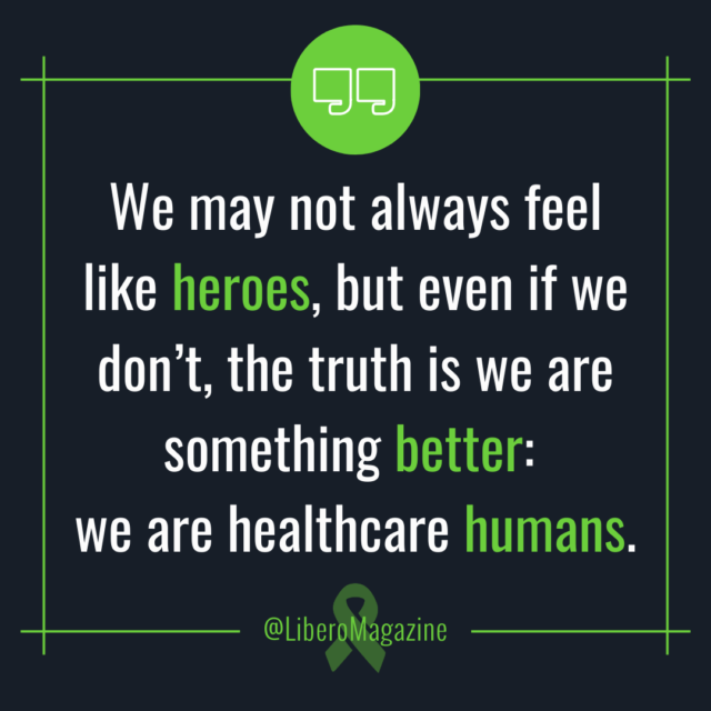 dear healthcare heroes