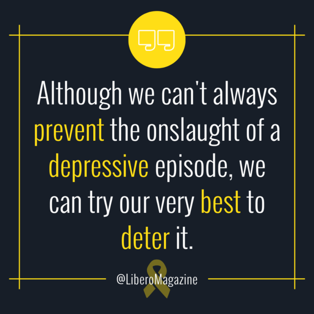 managing depression during covid-19