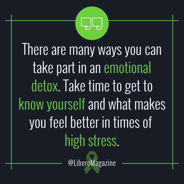what is an emotional detox