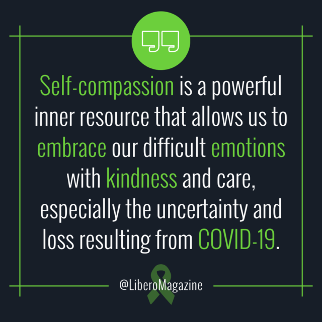 self-compassion global pandemic