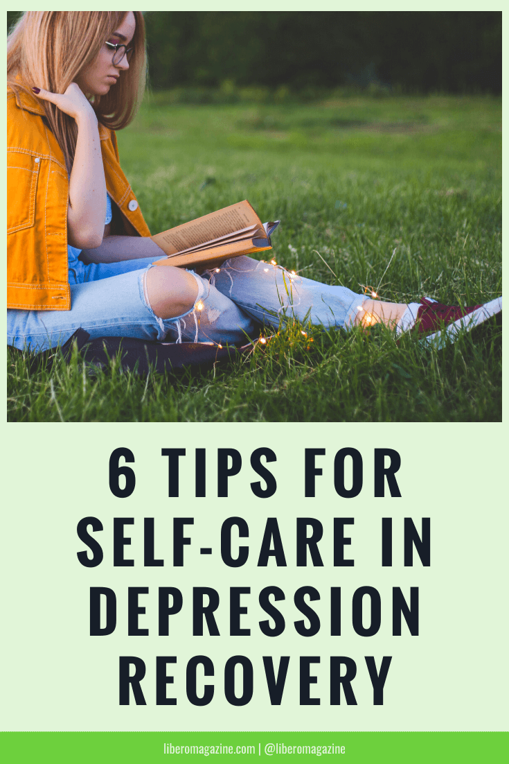 self care tips for depression