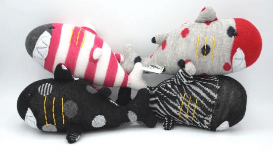 handmade shark stuffies (1)