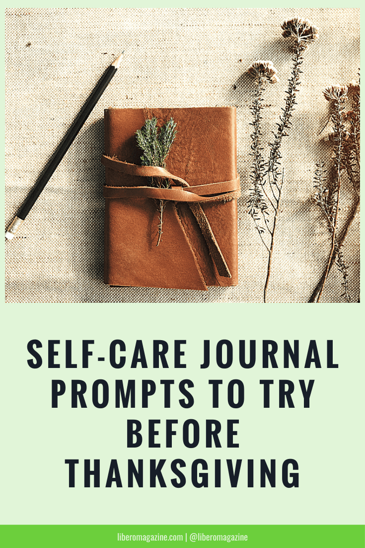 self care journal prompts for thanksgiving (1)
