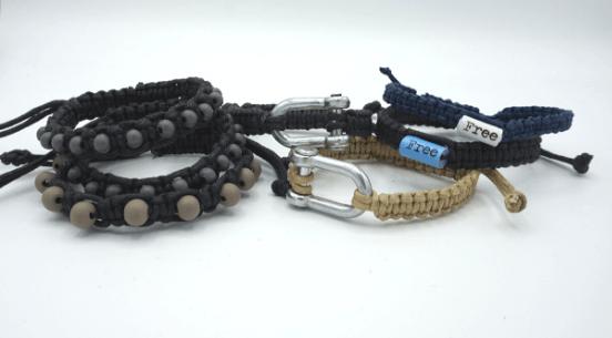 handmade woven bracelets (1)
