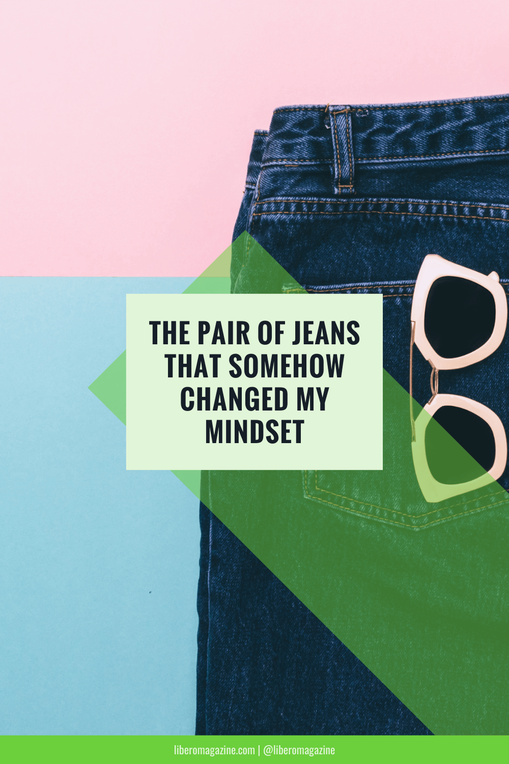 jeans that changed mindset