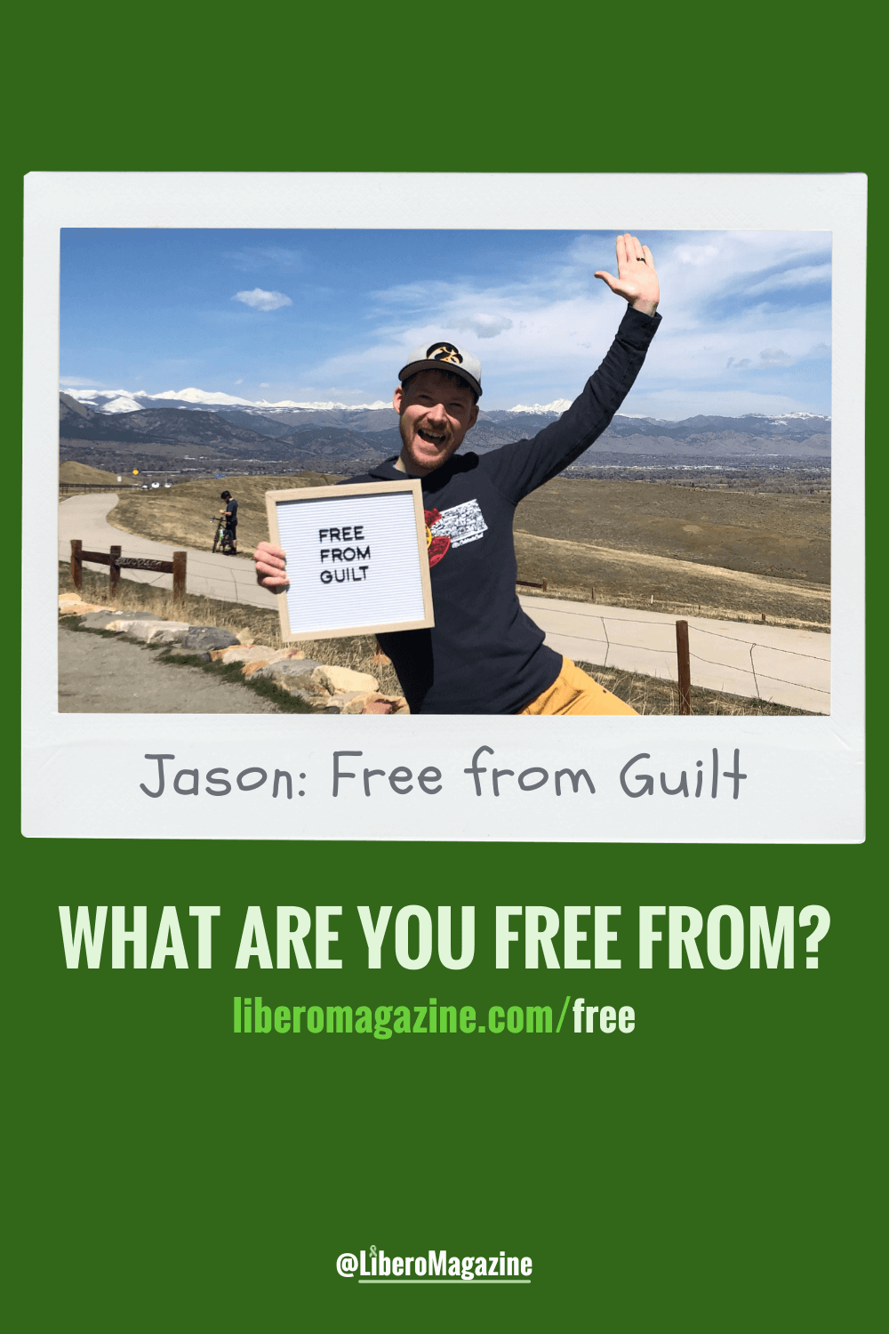 "Pin ""Jason free from guilt"""