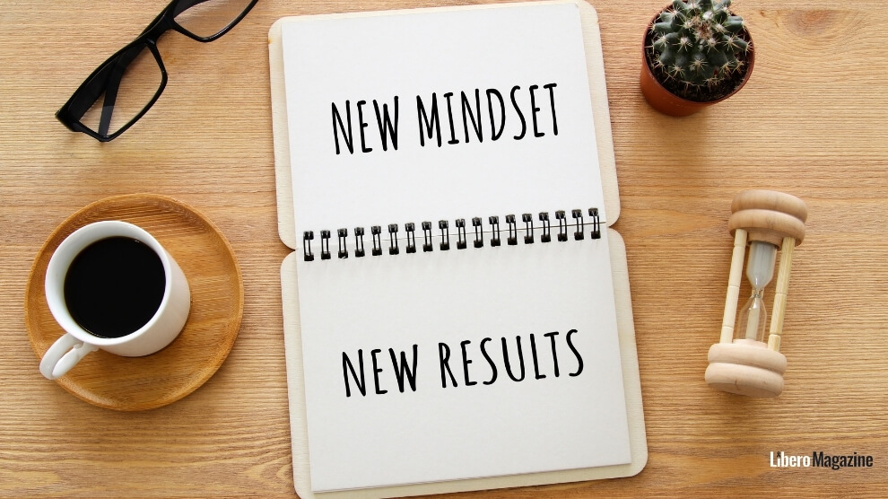 changing your mindset