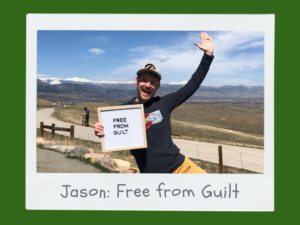 jason's story free from guilt FEATURE